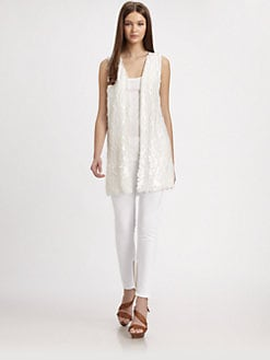 Rachel Zoe - Martin Paillette Vest