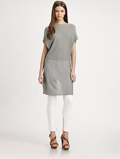 Rachel Zoe - Barry Reversible Draped Sweater