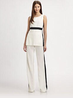 Rachel Zoe - Jaden Colorblock Top