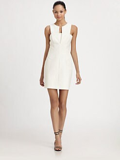 Robert Rodriguez - Modern Panel Dress