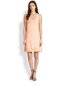 Robert Rodriguez - Silk Tank Dress