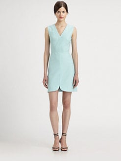 Tibi - Anson Stretch Dress
