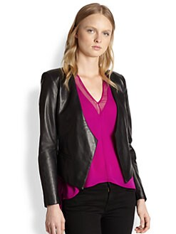 Mason by Michelle Mason - Colorblock Blazer