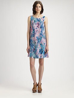 Rebecca Taylor - Aurora Silk Dress