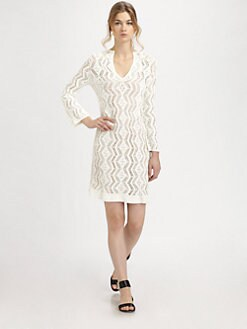 Rachel Zoe - Sloane Crochet Dress