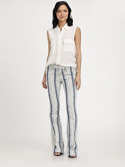 Rebecca Minkoff - Cruz Tweed Pants