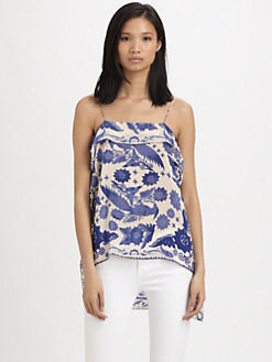 Rebecca Minkoff - Yuko Silk Top