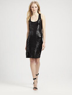 Grayse - Beaded Dress