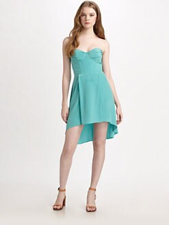 Zimmermann - Silk Underwire Dress