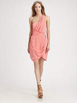 Zimmermann - One-Shoulder Dress