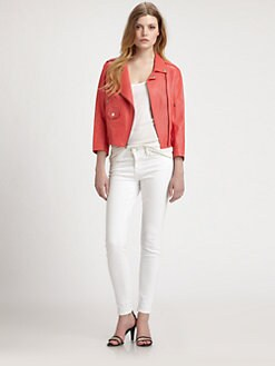 Rebecca Minkoff - Wes Moto Jacket