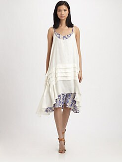 Rebecca Minkoff - Floyd Silk Dress