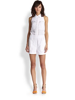 Rebecca Minkoff - Brighton Short Jumpsuit