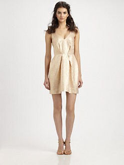 Zimmermann - Dazed Brocade Dress