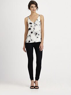 Tibi - Blossom Refined Tank Top