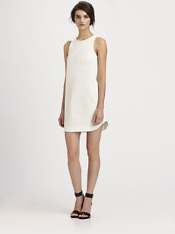 Tibi - Ponte Shift Dress