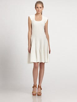 Rebecca Taylor - Circular Knit Dress
