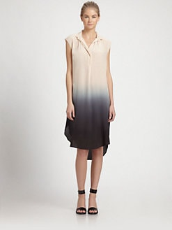 Rebecca Taylor - Silk Ombré Dress