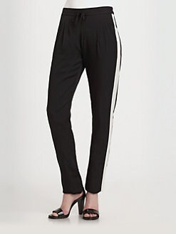 Sachin + Babi - Damita Stretch Silk Pants