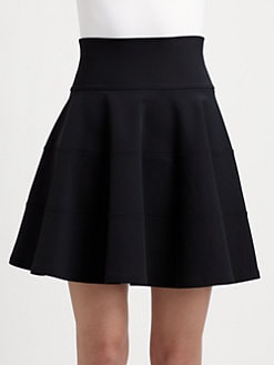 Robert Rodriguez - Fit & Flare Skirt