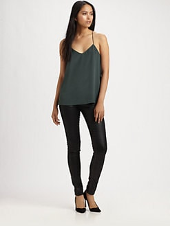 Tibi - Silk Camisole