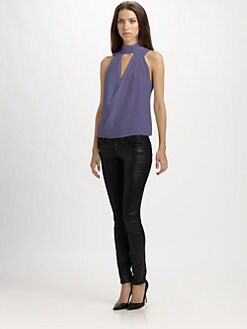 Robert Rodriguez - Draped Tie Top
