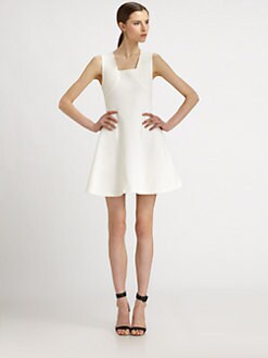 Robert Rodriguez - Seamed Dress