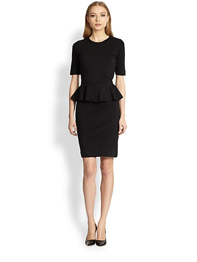 Silence Descends Tualla Peplum Dress
