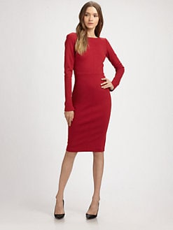Robert Rodriguez - Fitted Pencil Dress