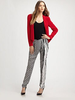Rebecca Minkoff - Solid Becky Jacket