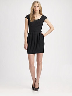 Rachel Zoe - Mia Wool Dress