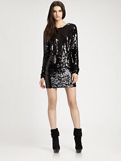 Rachel Zoe - Selita Sequined Dress