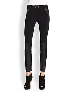 Rachel Zoe - Anya Motor Pants