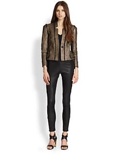 Rachel Zoe - Tracy Metallic Jacket
