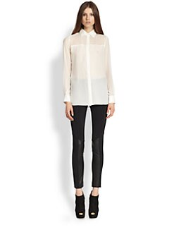 Rachel Zoe - Capri Silk Blouse