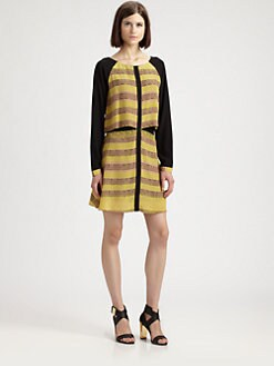 Rebecca Minkoff - Leni Silk Dress