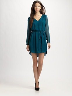 Rebecca Minkoff - Iden Silk Dress