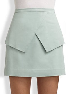 Tibi - George Peplum Skirt