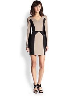 Rebecca Minkoff - Harriet Shadow Sheath Dress