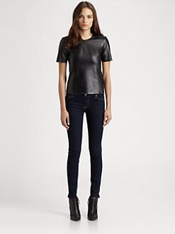 Sachin + Babi - Barcelona Leather Top