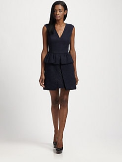Tibi - Simona Jacquard Dress
