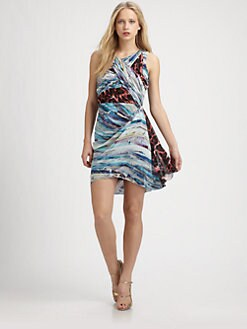 Rebecca Minkoff - Gertz Silk Dress