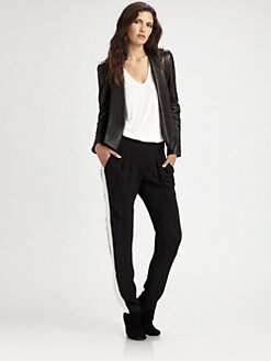 Rebecca Minkoff - Becky Leather Jacket