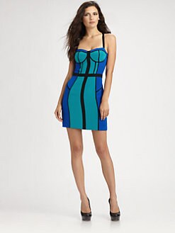 Rebecca Minkoff - Clara Silk Dress