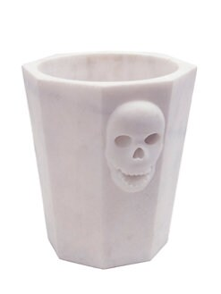 Thomas Fuchs Creative - Skull Marble Champagne Bucket