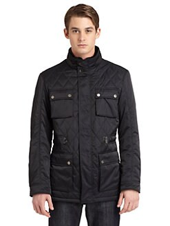 Hawke & Co - Quilted Jacket