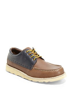 Penguin - Grinder Colorblock Boat Shoes