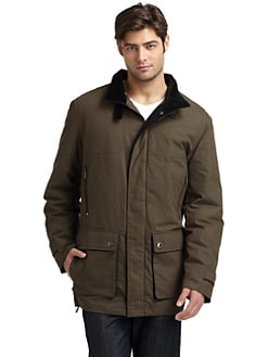 Rainforest - Khaki Rain Jacket