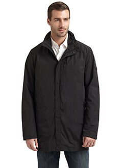 T-Tech by Tumi - Micro Mid-Length Coat