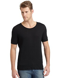 Costume National - Cotton T-Shirt